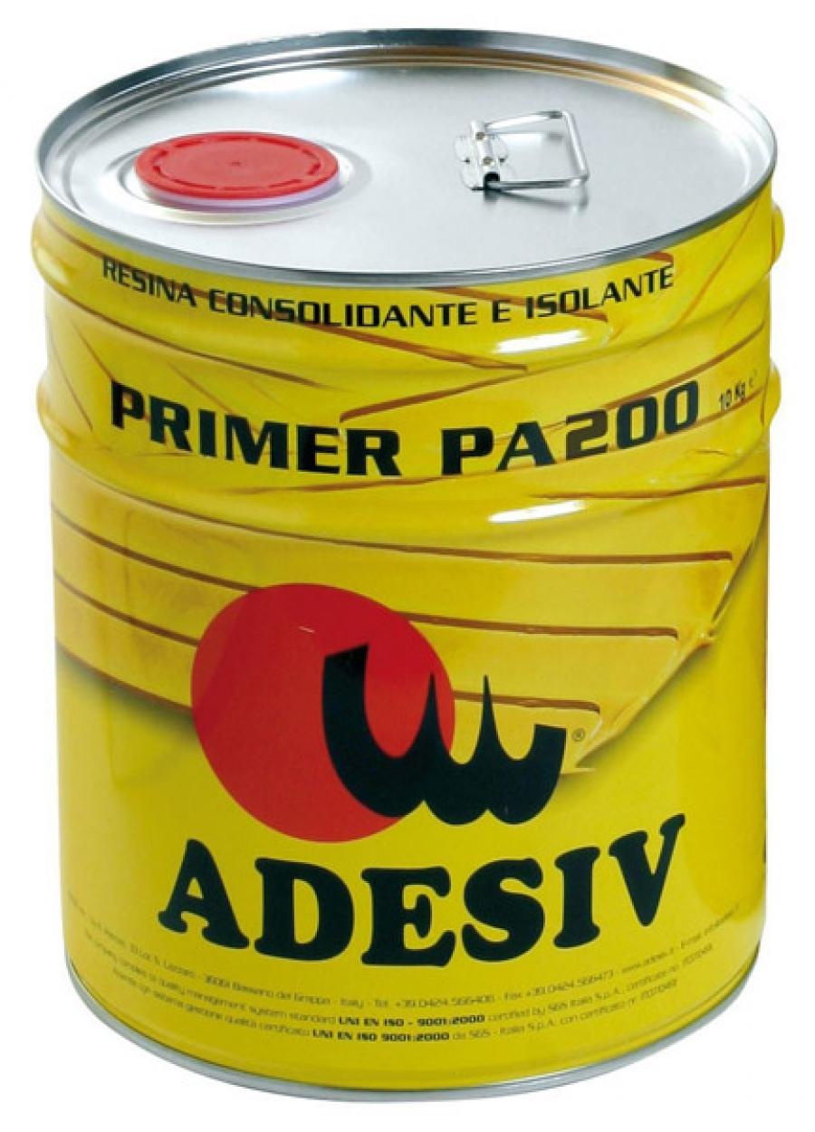 Adesiv Primer PA200 - грунтовка по бетону, стяжке