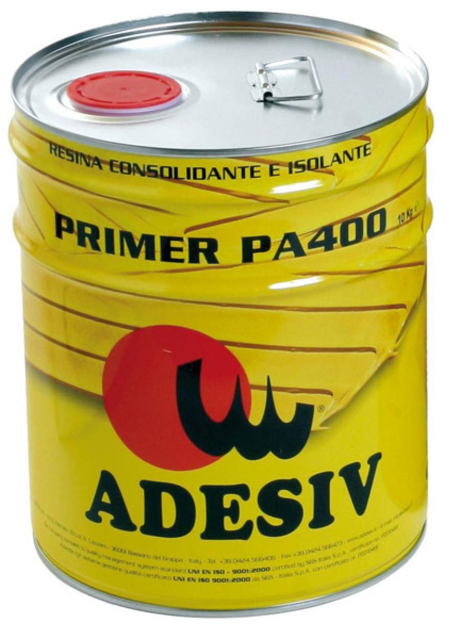 Adesiv Primer PA400 - грунтовка по бетону, стяжке