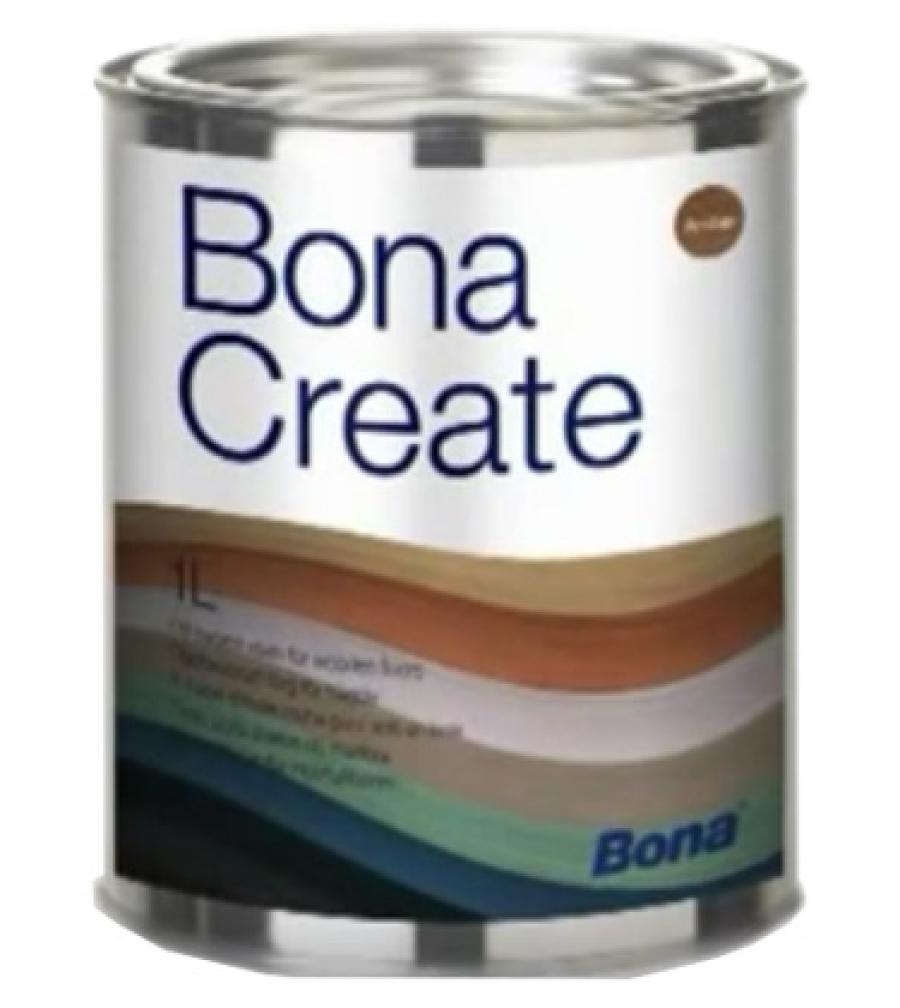 Bona Create - масло для колеровки паркетных полов